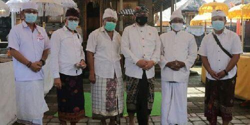 Penelitian Arkeolog Unwar, Pura Dasar Bhuana Gelgel Cerminkan Konsep Penyatuan Krama Bali
