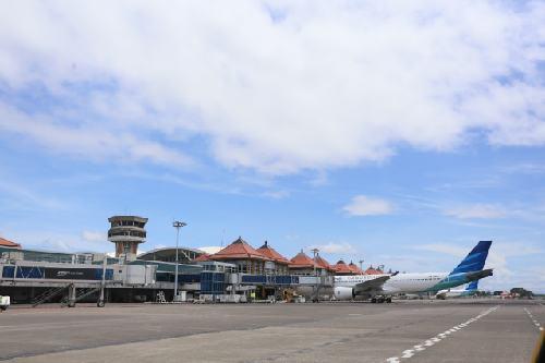 Trafik Penerbangan Menurun, Mulai 18 Februari 2021 Jam Operasional Bandara Ngurah Rai hingga Pukul 20.00 Wita