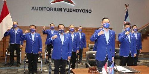 DPP Demokrat Pecat 6 Aktor Utama GPK-PD