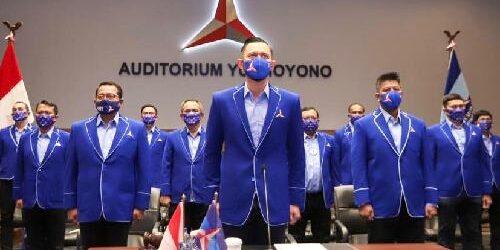 """Langgar Etika Partai, Marzuki Alie """"Diberhentikan Tidak Hormat"""" Sebagai Anggota Partai Demokrat"""