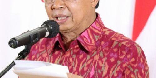"""SE """"Endek Bali"""" Mulai Berlaku, Gubernur Koster: """"Ngiring Ngangge Endek Bali, Produk Krama Bali"""""""