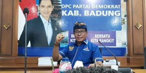 Jaga Marwah Partai, Partai Demokrat Badung Tegas Tolak KLB dan Tetap Setia ke Ketum AHY
