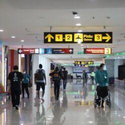 """Februari 2021 Bandara Ngurah Rai Layani 157 Ribu Penumpang, Herry Sikado: """"Penumpang dan pergerakan pesawat, menurun"""""""