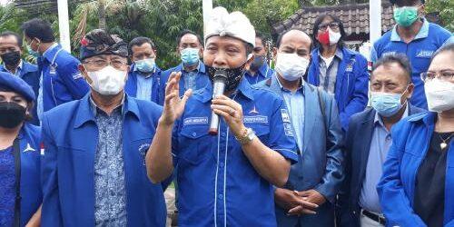 Kompak Tak Dukung KLB, DPD-DPC Demokrat Bali Tegaskan Tetap Setia dan Loyal ke Ketum AHY