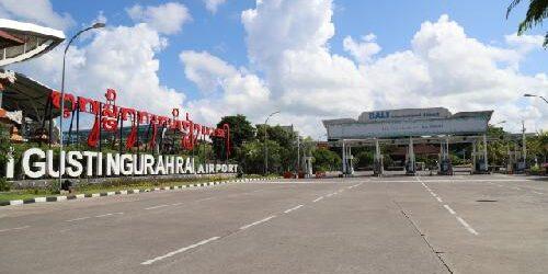 Bandara Internasional Ngurah Rai Tutup Sementara pada 14 Maret 2021