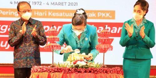 Punya Peran Strategis Sukseskan Program Pemerintah, Tiap TP PKK Kabupaten/Kota Dapat Anggaran 500 juta