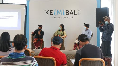 """Kembali Open House 2021: """"Tanpa Batas"""", Partisipasi Aktif """"Kembali Innovation Hub"""" Kembangkan Ekonomi Digital di Bali"""