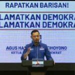 """Siap Lawan KLB Ilegal, Ketum Demokrat AHY: """"Kami punya hak dan kewajiban menjaga kedaulatan Partai Demokrat"""""""
