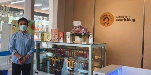 Tanpa Bahan Tambahan Gula dan Pengawet Mama Roz Hanya Diproduksi dari Sari Buah Murni, Kini Hadir di Bali!