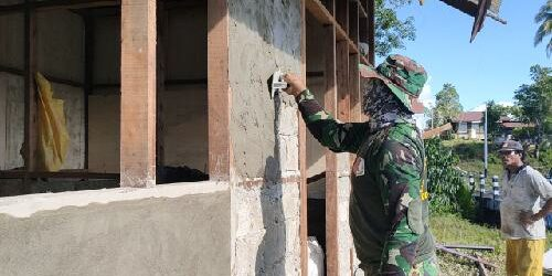 Komandan SSK: Program TMMD di Distrik Kawagit sudah capai50,1Persen