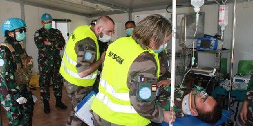 Kecelakaan saat Patroli, Satu Personel Satgas Indobatt XXIII-O UNIFIL Luka Parah