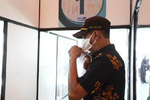 "Syarat Bisa Terbang, Bandara Internasional Ngurah Rai Kini Melayani ""GeNose C19"""