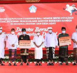 Bali Darurat Sampah, Gubernur Koster Terbitkan Pedoman Pengelolaan Sampah Berbasis Sumber