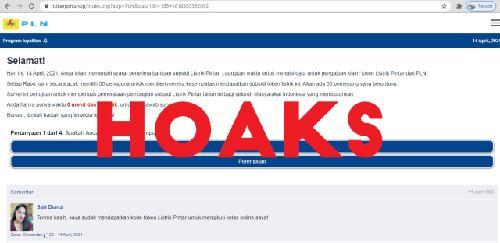 Penipuan Pendaftaran Subsidi Listrik Melalui Website, Ini Kata PLN!