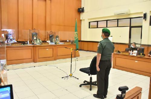 Prada M. Ilham, Pelaku Utama Kasus Ciracas Dipecat dari Keanggotaan TNI
