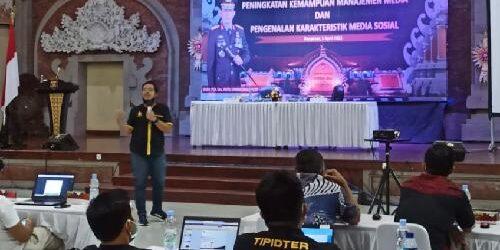 Kejahatan Dunia Siber Makin Meningkat, Polda Bali Gandeng ITB STIKOM Bali Bekali Personil Polri Ilmu di Bidang Cyber Crime