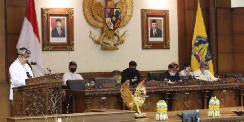 Apresiasi Inisiatif DPRD Bali Susun Raperda Perubahan Ketiga Atas Perda 3/2011, Gubernur Koster Sodorkan 4 Masukan