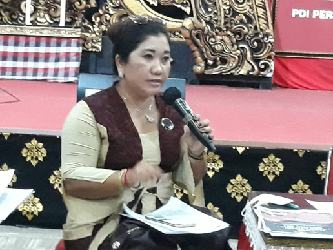 "HUT ke-48, PDIP Gelar ""Lomba Desain Kreasi Busana Adat Ke Kantor Pakem Bali"" Angkat Kearifan Lokal Budaya Bali"