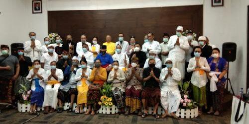 Doa Bersama MKKBN, Memohon Pandemi Covid-19 Segera Berlalu