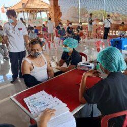 Vaksinasi Covid-19 di Denpasar Libur 2 Hari, Dibuka kembali 15 Mei 2021