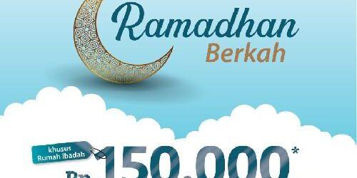"""Jangan Lewatkan Promo """"Ramadan Peduli"""" dan """"Ramadan Berkah""""! Penyambungan Tambah Daya Cukup Bayar 150.000 Ribu, Berlaku Sampai 31 Mei 2021"""