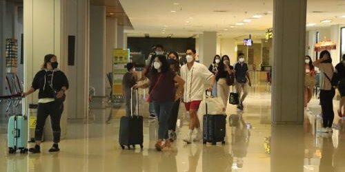 Arus Mudik dan Balik Lebaran 2021, Bandara Internasional Ngurah Rai Layani 103 Ribu Penumpang