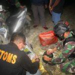 TNI dan Dinas Bea Cukai Gagalkan Penyeludupan 800 Gram Ganja Kering di Perbatasan RI-PNG