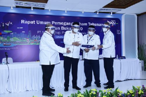 Gelar RUPST, Tugu Insurance Bagikan Dividen Rp.92,8 Miliar