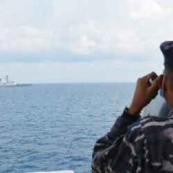 Latihan Bersama Angkatan Laut Tiongkok, TNI AL Kerahkan KRI Usman Harun dan KRI Halasan