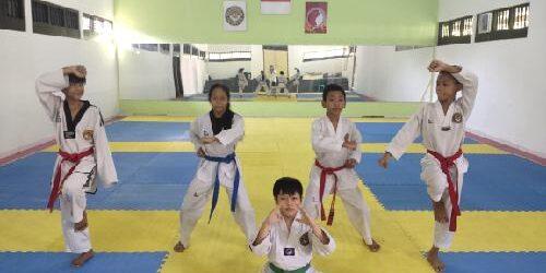Pengkab TI Buleleng Sah Dilantik, Proyeksi Optimalkan Potensi dan Kaderisasi Atlet Taekwondo