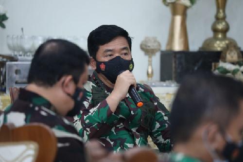 """Kasus Covid-19 di Jatim Melonjak, Panglima TNI: """"Lakukan pendekatan kultural dalam pelaksanaan 3T"""""""