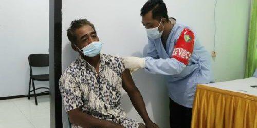 Vaksinasi Massal, Polres Jombang Siapkan 1.299 Dosis Vaksin Sinovac