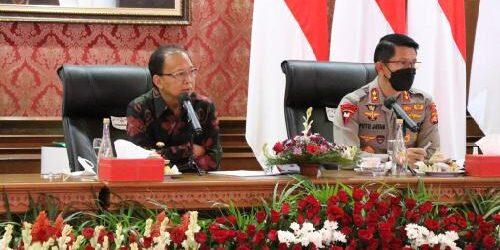 Pencapaian Vaksinasi Tertinggi di Indonesia, Gubernur Koster Harap Rencana Membuka Turis Mancanegara Disetujui Pemerintah Pusat