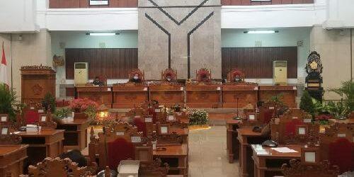 Bupati Buleleng Sampaikan Jawaban Atas Pemandangan Umum Fraksi DPRD Buleleng terhadap 4 Ranperda