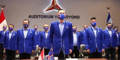 """KSP Moeldoko Gugat Menkumham, Partai Demokrat: """"Sungguh memalukan dan menyedihkan"""""""