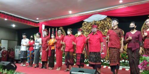 Penyerahan Hadiah Lomba Tutup Kegiatan Bulan Bung Karno Tahun 2021
