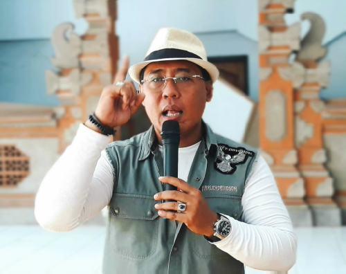 """Rindu Auman Indonesia Sebagai """"Macan Asia"""", Gus Adhi Ajak Generasi Muda Teladani Semangat HM. Soeharto"""
