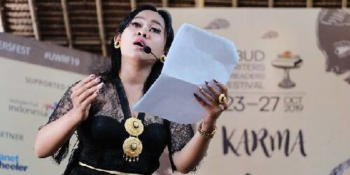 Sepuluh Penulis Emerging Lolos Seleksi Ubud Writers & Readers Festival 2021