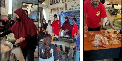 PKM FEB Unwar Beri Pelatihan Kewirausahaan di Yayasan Bhakti Senang Hati