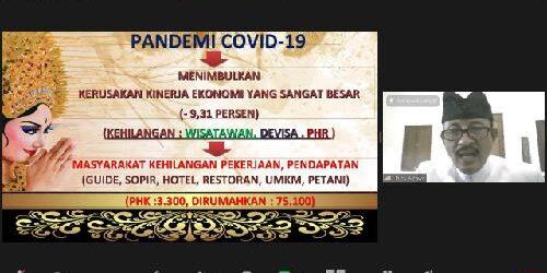 Industri Pariwisata Gali Potensi Wisata Baru, Pulihkan Ekonomi Ditengah Pandemi Covid-19