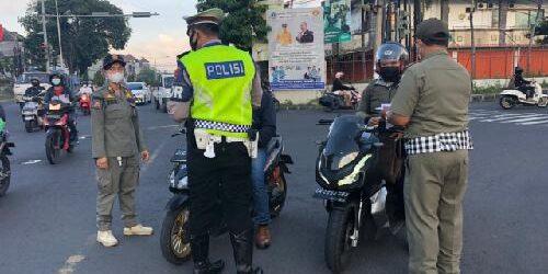 Tak Mampu Tunjukkan Dokumen Syarat Perjalanan, 121 Kendaraan Diarahkan Putar Balik