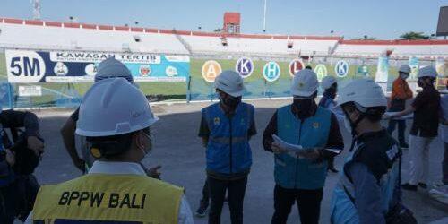 """Sukseskan FIFA World Cup 2023 U-20, PLN Pasang """"Premium Bronze"""" Daya 240 Ribu VA di Stadion Dipta Gianyar"""