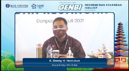 Dukung Target Inklusi Keuangan Pemerintah 90% Tahun 2024, BI Gelar Capacity Building GenBI 4 Perguruan Tinggi