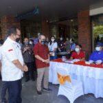 Ayo Vaksin! Bank Indonesia Adakan Serbuan Vaksinasi di Plaza Renon Selama 2 Hari