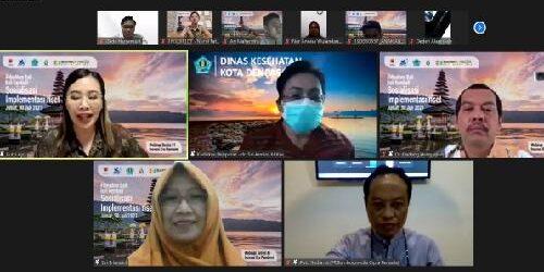 Dipercaya BNPB, ITB STIKOM Bali dan Bamboomedia Implementasikan Aplikasi Berbasis QRCode Lacak Mobilitas Warga Denpasar