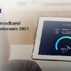Selamat! Biznet Pertahankan Peringkat Teratas Sebagai Provider Fixed Broadband Internet Tercepat