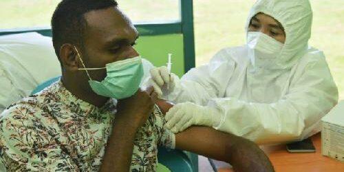 Kiat Korem 174/Merauke Sukseskan Vaksinasi, Setelah Divaksin Warga Bawa Pulang Daging Kurban
