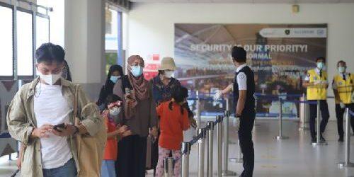 Periode Juli 2021, Bandara Ngurah Rai Layani 84.115 Penumpang