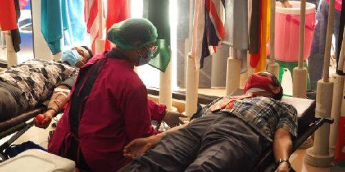HUT ke-19 ITB STIKOM Bali Berbagi Kasih, Sumbang 50 Kantong Darah Demi Kemanusiaan