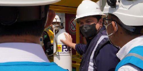PLN Sulap Gas Tak Bermanfaat Jadi Oksigen Medis Murni, Ini Kata Menteri BUMN Erick Thohir
